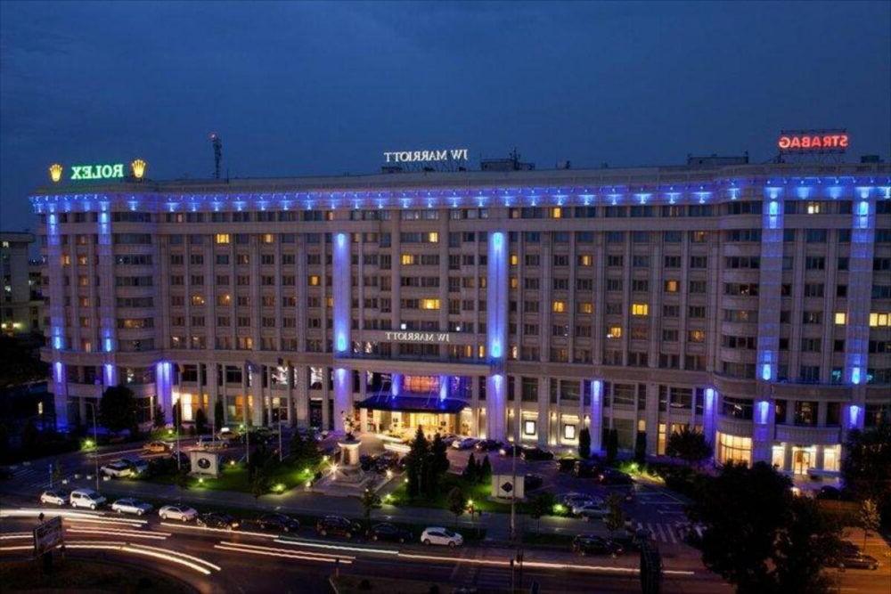 Hospedaje en JW Marriott Bucharest Grand Hotel