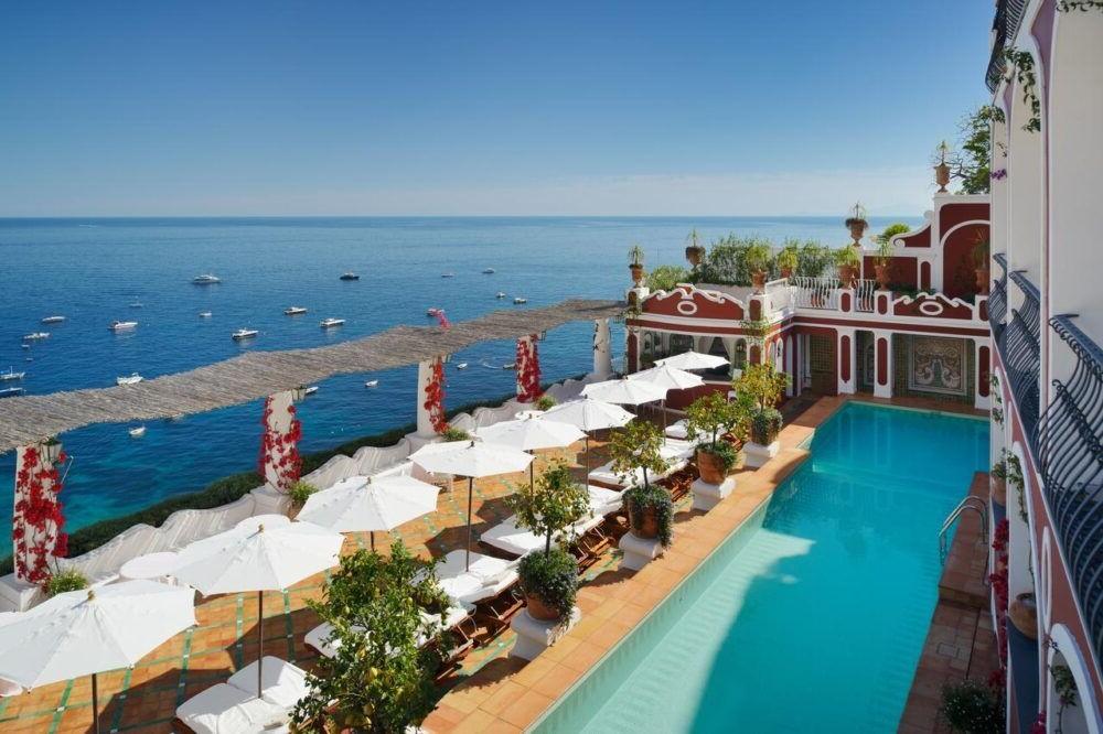 Los 11 hoteles más increíbles de Italia