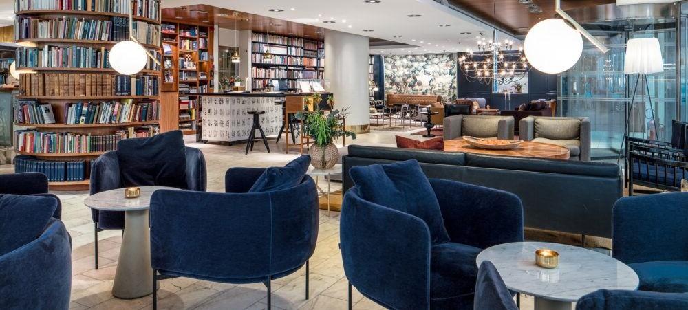 Hospedaje en Mornington Hotel Stockholm