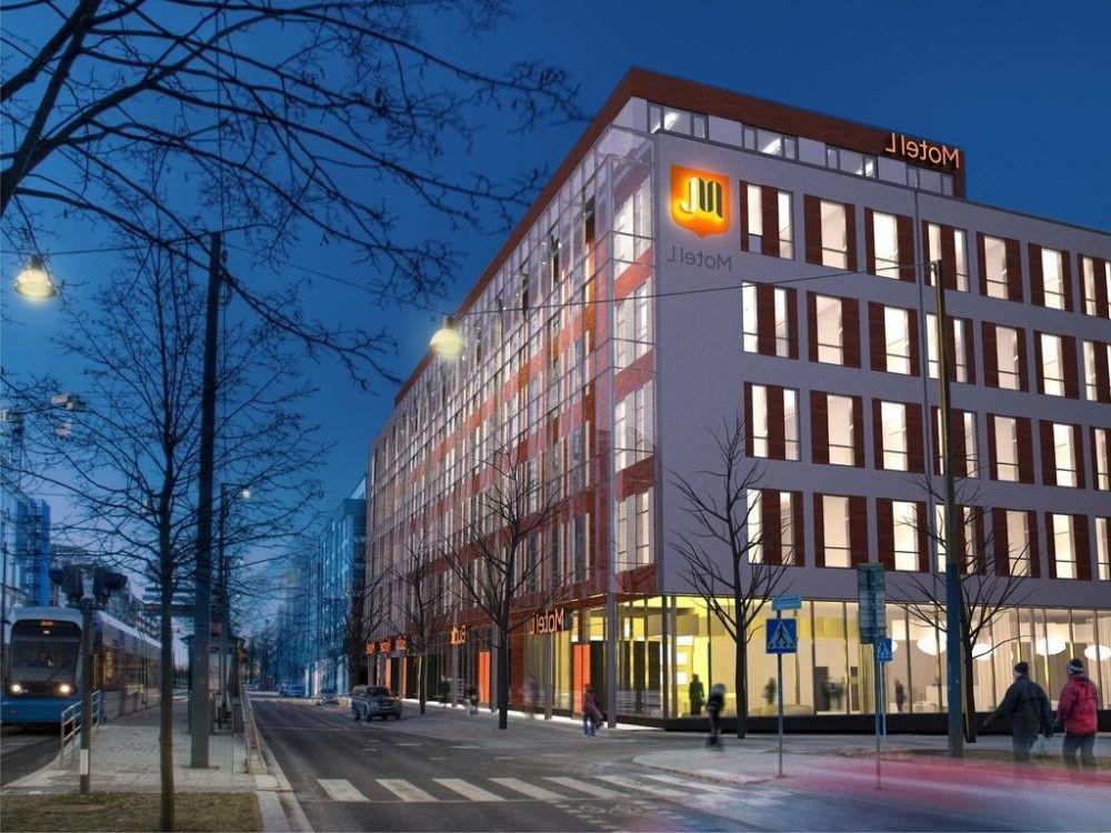 Hospedaje en Motel L Stockholm