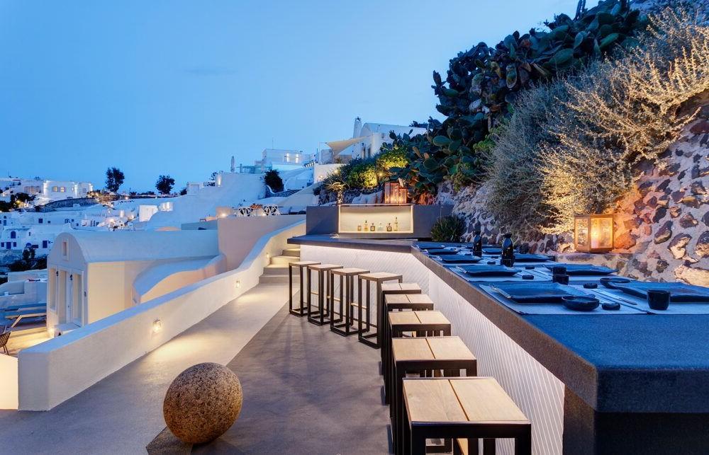 Hospedaje en Mystique Santorini