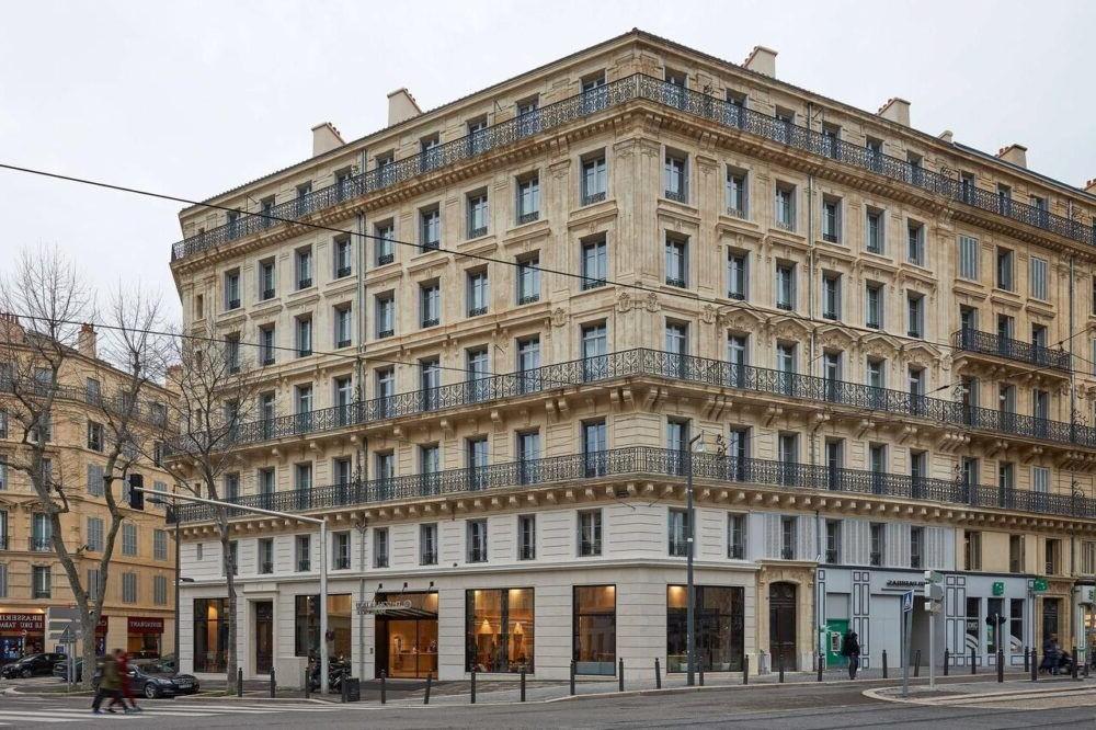Hospedaje en NH Collection Marseille