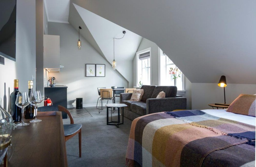 Hospedaje en Reykjavik Residence Apartment Hotel