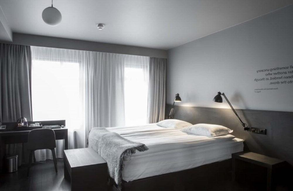 Hospedaje en Skuggi Hotel by Keahotels