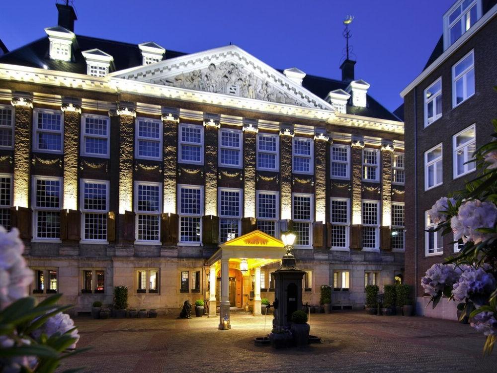 8 Mejores lugares para alojarse en Amsterdam