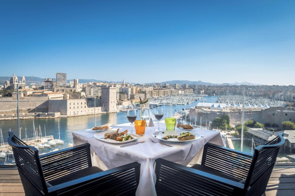 Hospedaje en Sofitel Marseille Vieux-Port
