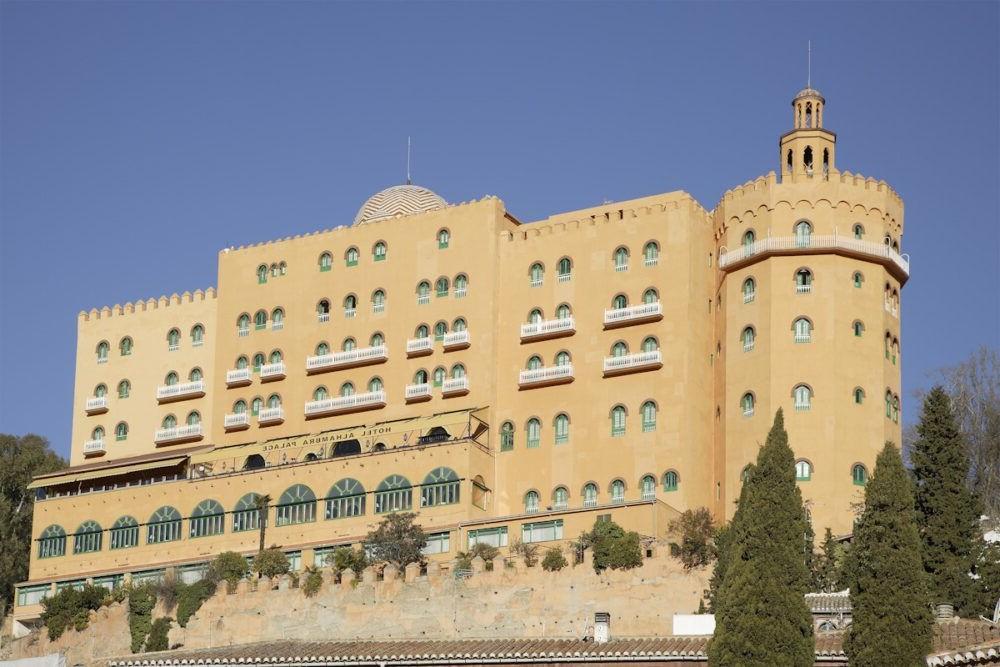 8 mejores lugares para alojarse en Granada, España