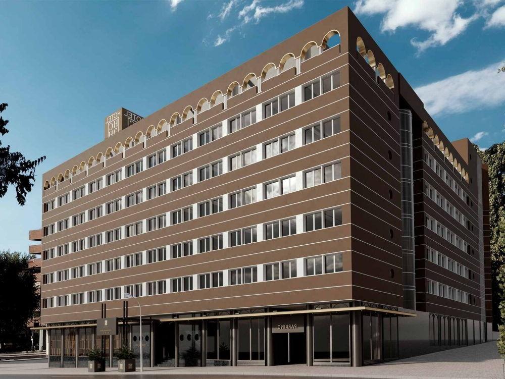 Hospedaje en el Hotel Granada Center España