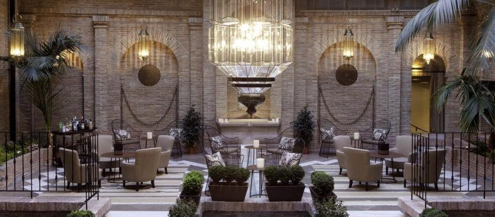 Hospedaje en el Hotel Vincci Albayzin España