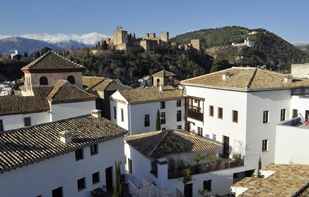 Hospedaje en el Smart Suites Albaicin España