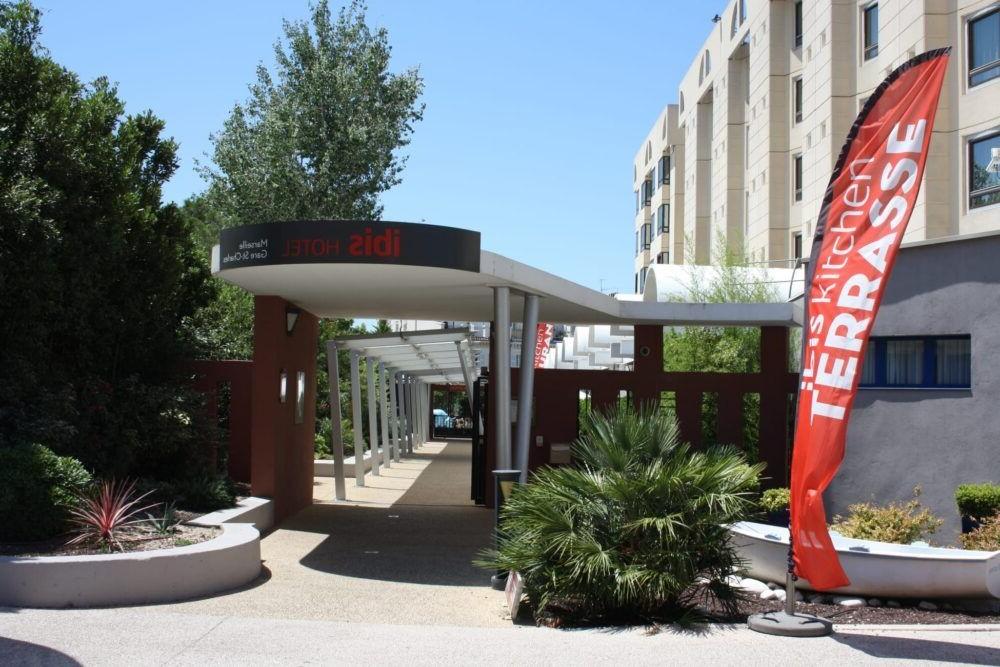 Hospedaje en ibis Centro de Marsella Gare Saint Charles