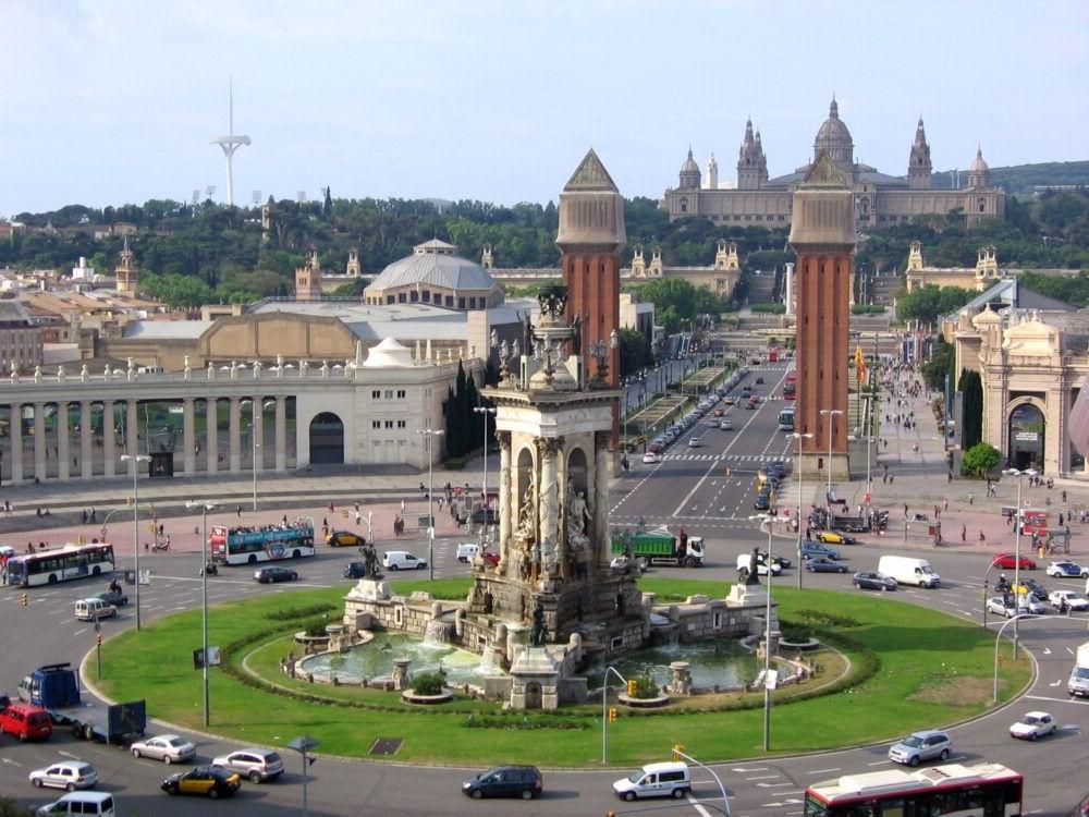 Tour por Barcelona España