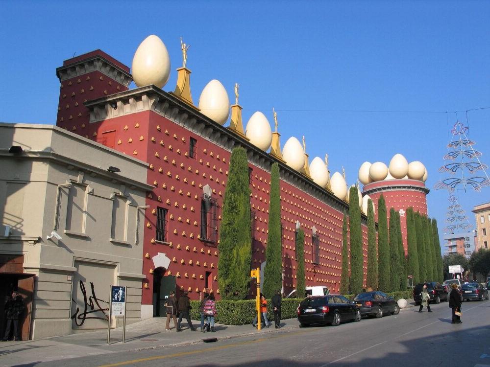 Tour por el Museo Dalí España