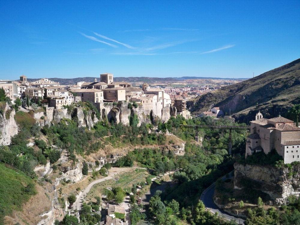Turismo por Cuenca España