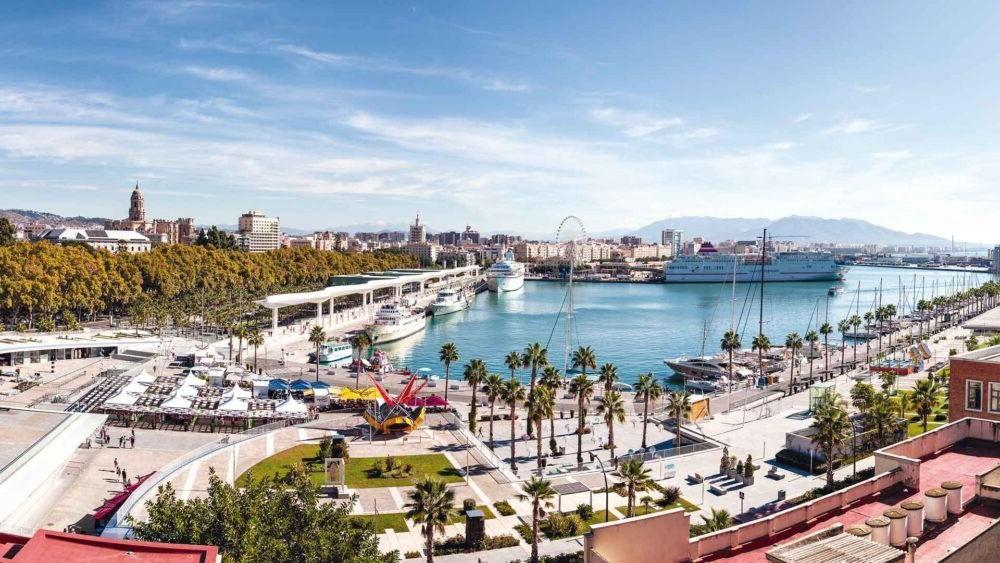 Turismo por Malaga España
