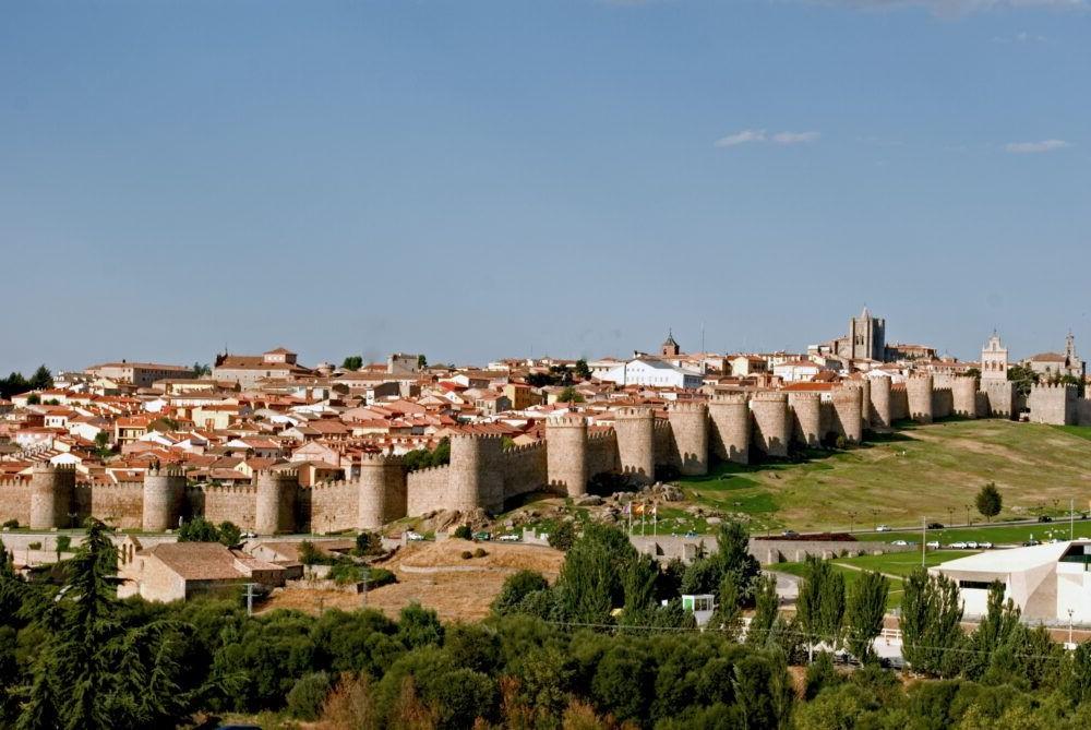 Turismo por el Ávila España