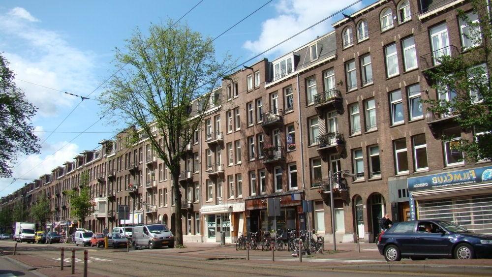 donde alojarse en Oud West Amsterdam