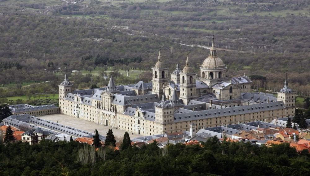 turismo por El Escorial España