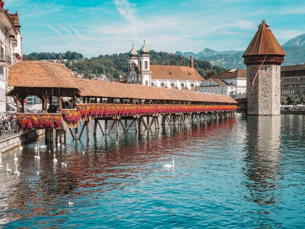 10 atracciones turísticas más importantes de Lucerna