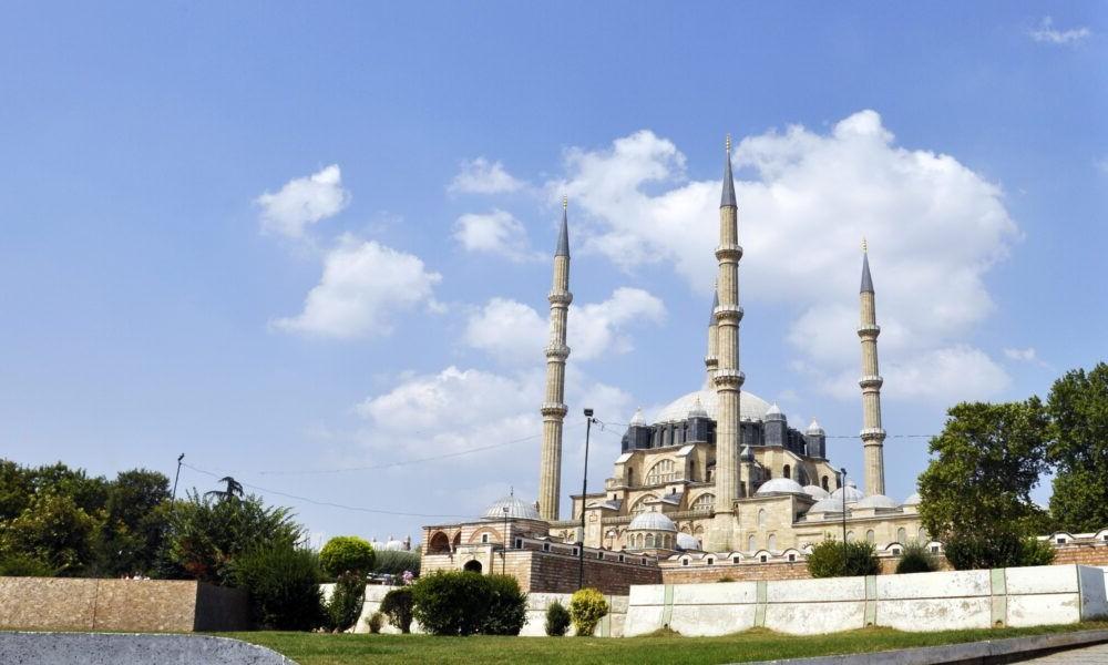 Destino Edirne capital