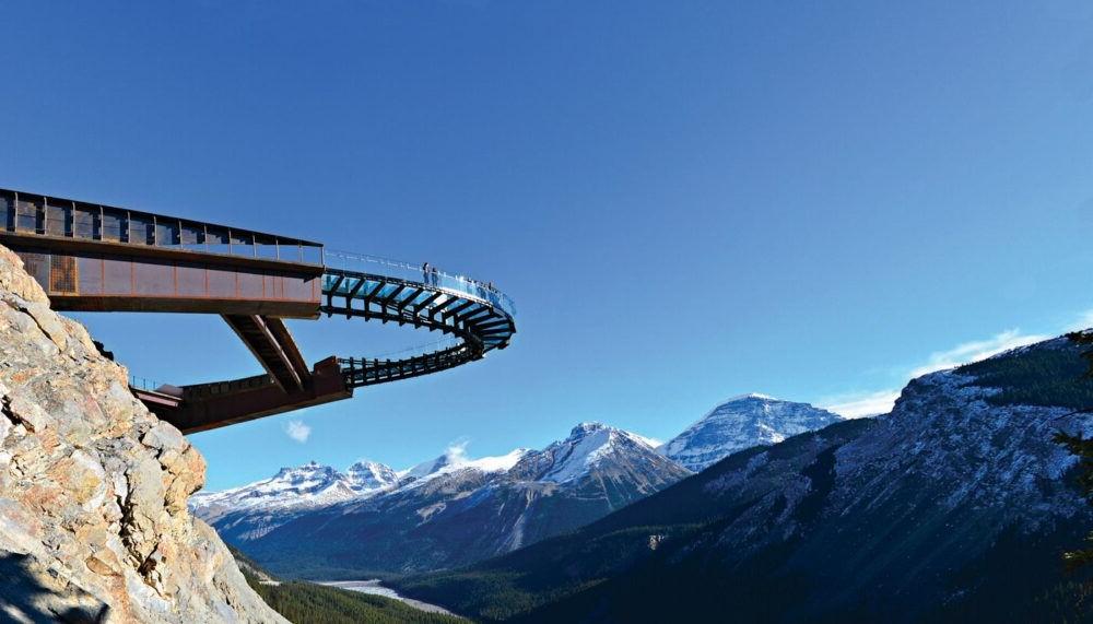Destino Glacier Skywalk