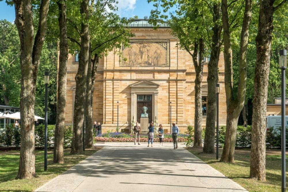 Destino Richard Wagner Museum