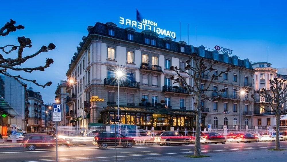 Hospedaje en Hotel d'Angleterre, Geneva