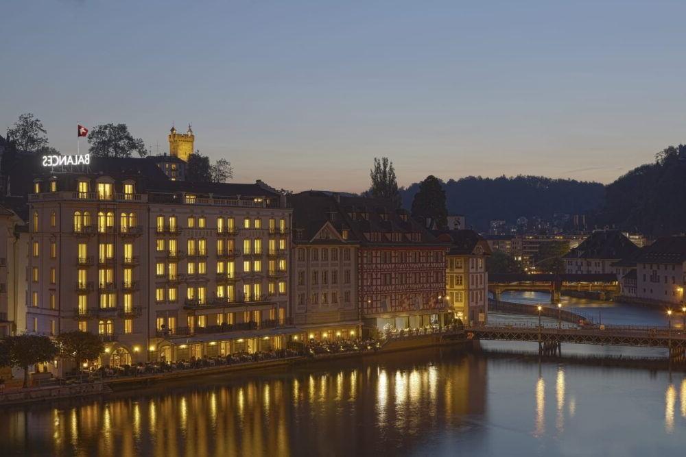 8 mejores lugares para alojarse en Lucerna