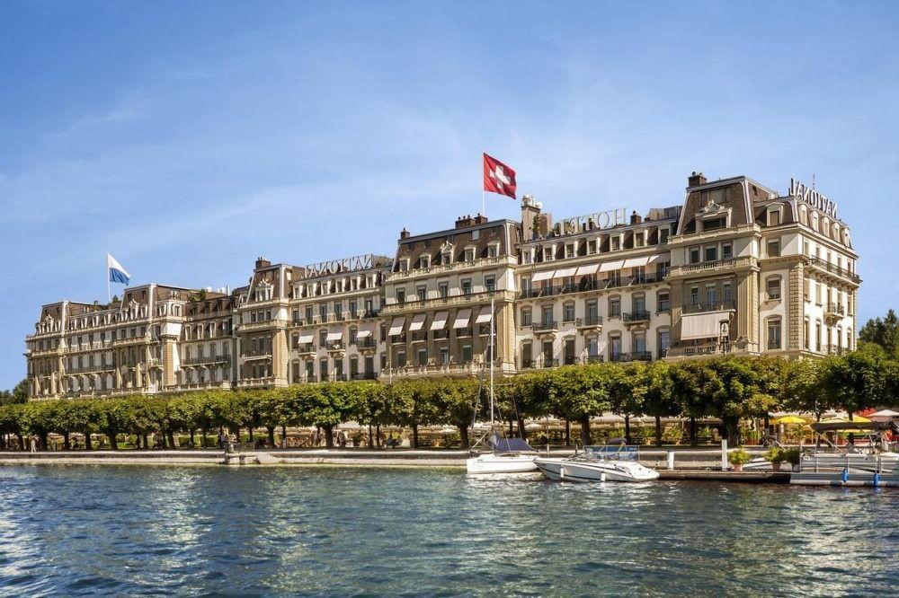 Hospedaje en Palacio Luzern, Lucerna