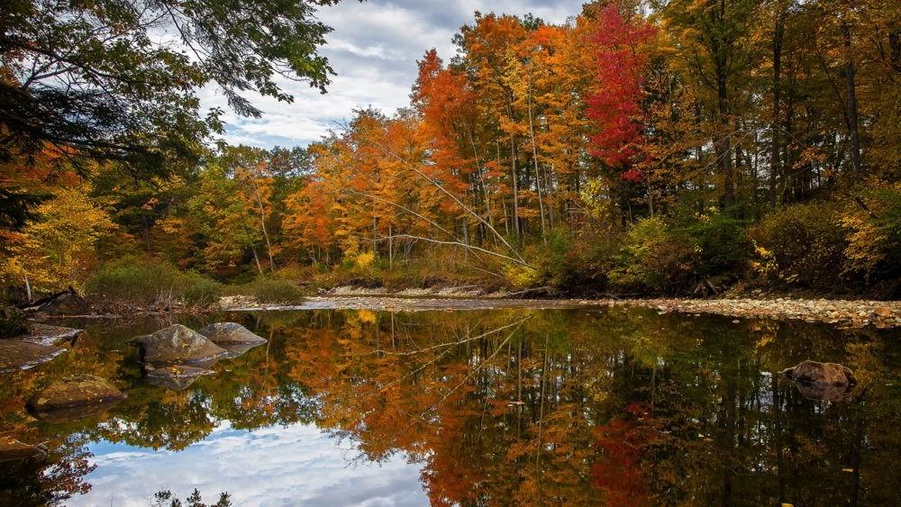 Maine en otoño