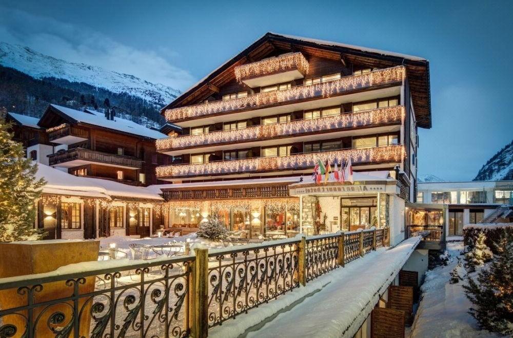 8 mejores lugares para alojarse en Zermatt