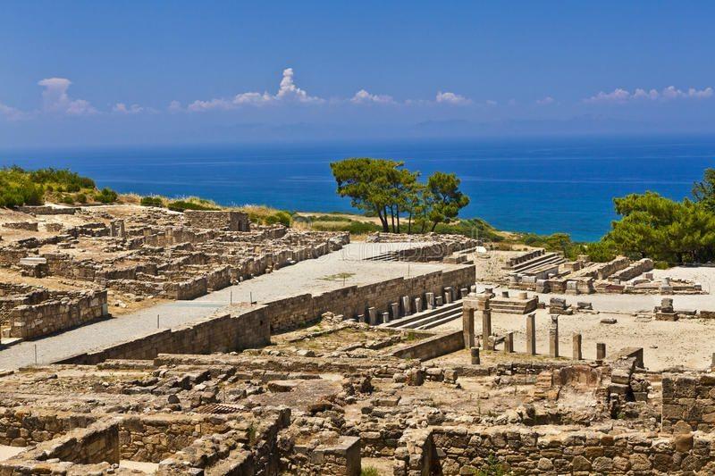 Antiguo Kamiros