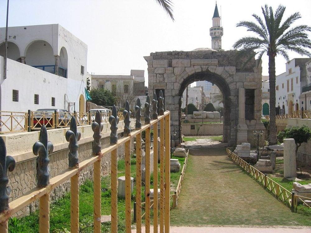 Arco de Marco Aurelio