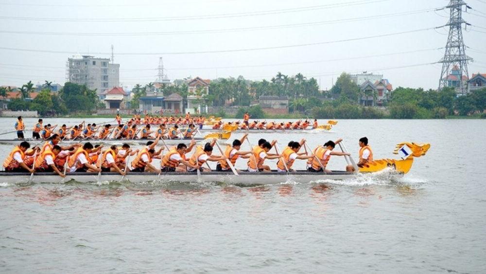 Awk Phansaa Festival en Vientiane