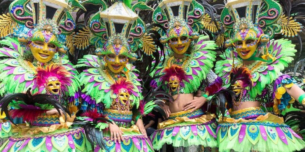 Bacolod - Festival de MassKara