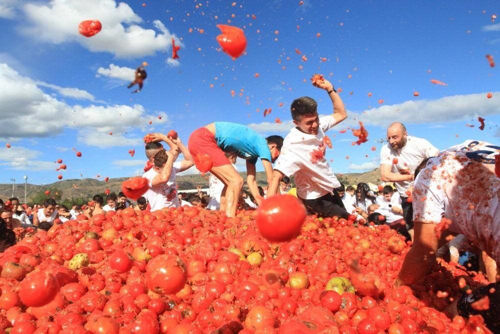Bunol - La Tomatina