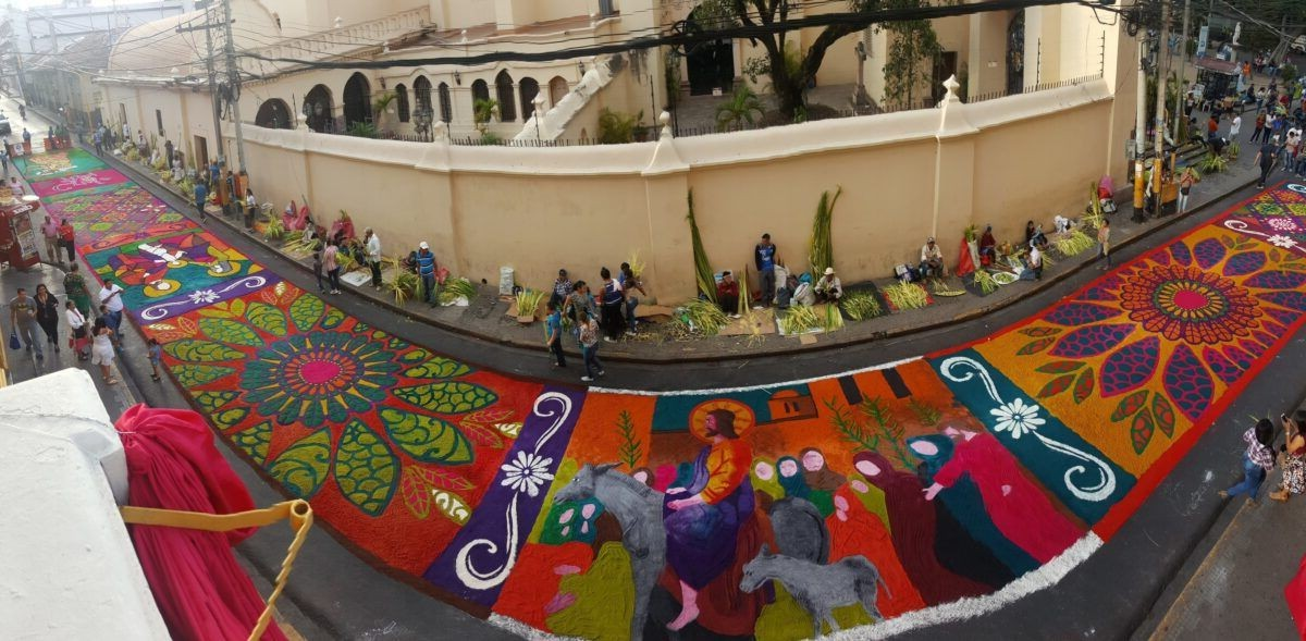 Comayagua Street Carpets
