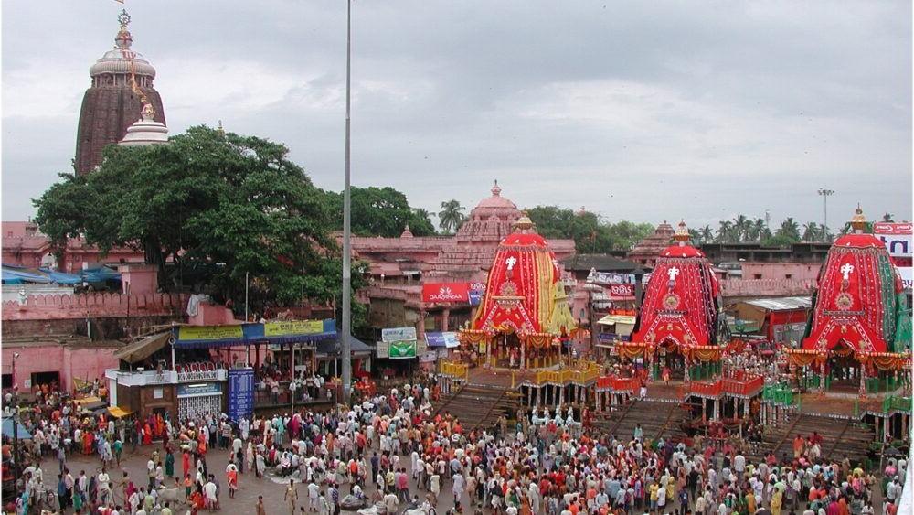 Festival Dhamrai Jagannath Roth