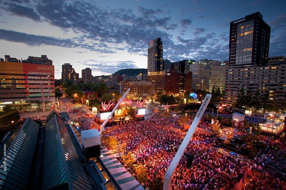 Festival Internacional de Jazz de Montreal
