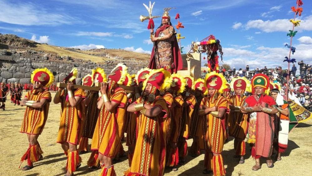Festival Inti Raymi en Cusco