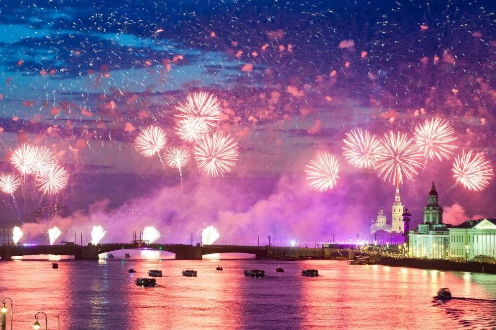 Festival de las Noches Blancas de San Petersburgo