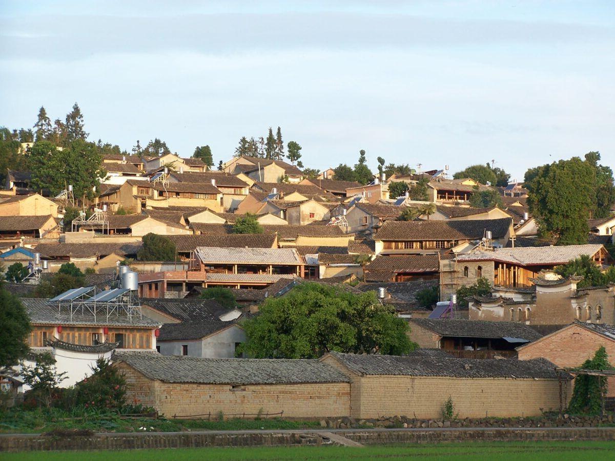 Heshun Town