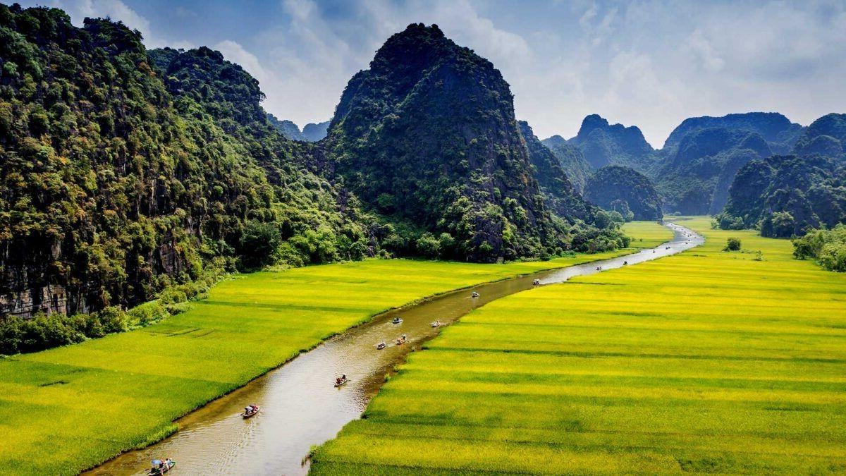 Hoa Lu y Tam Coc Day Trip