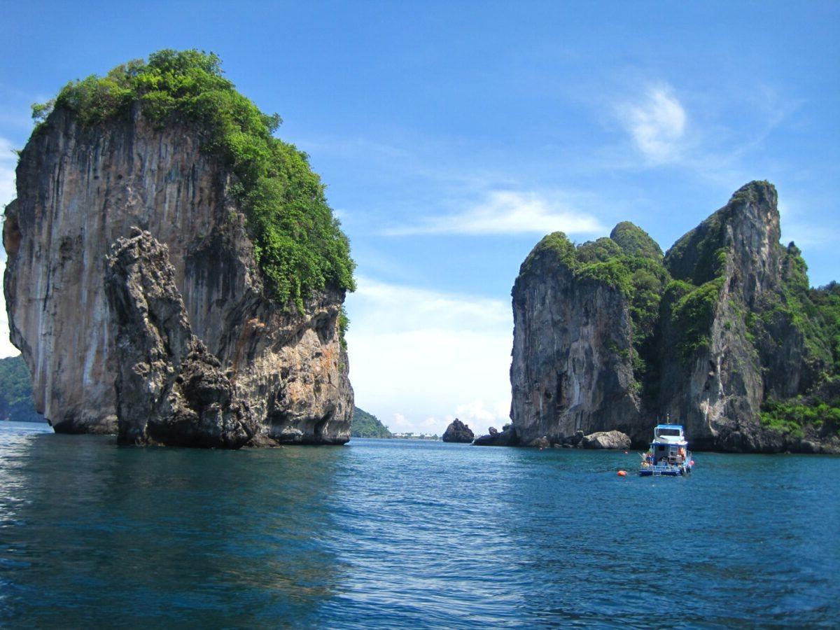 Islas Phuket Phi Ph