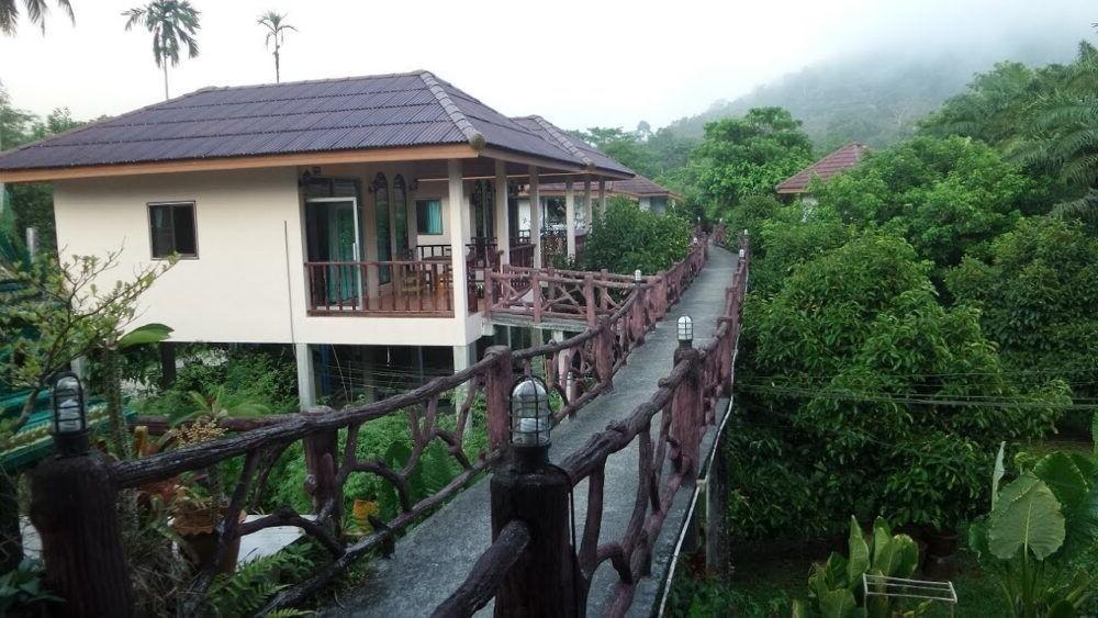 8 mejores lugares para alojarse en el Parque Nacional Khao Sok