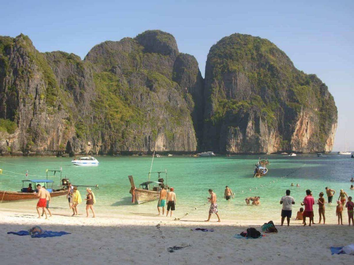 10 destinos más increíbles en el sur de Tailandia