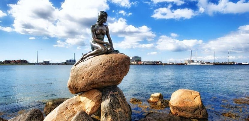Little Mermaid Dinamarca