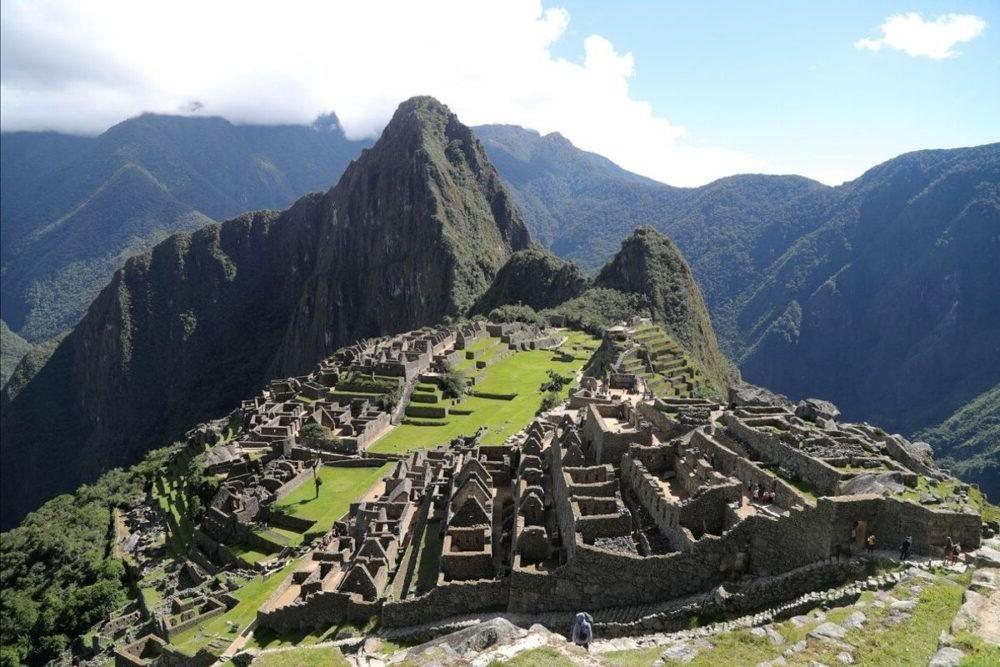 11 increíbles campos en terrazas