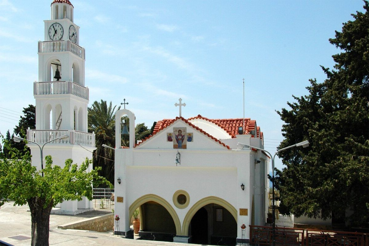 Monasterio de Tsambika