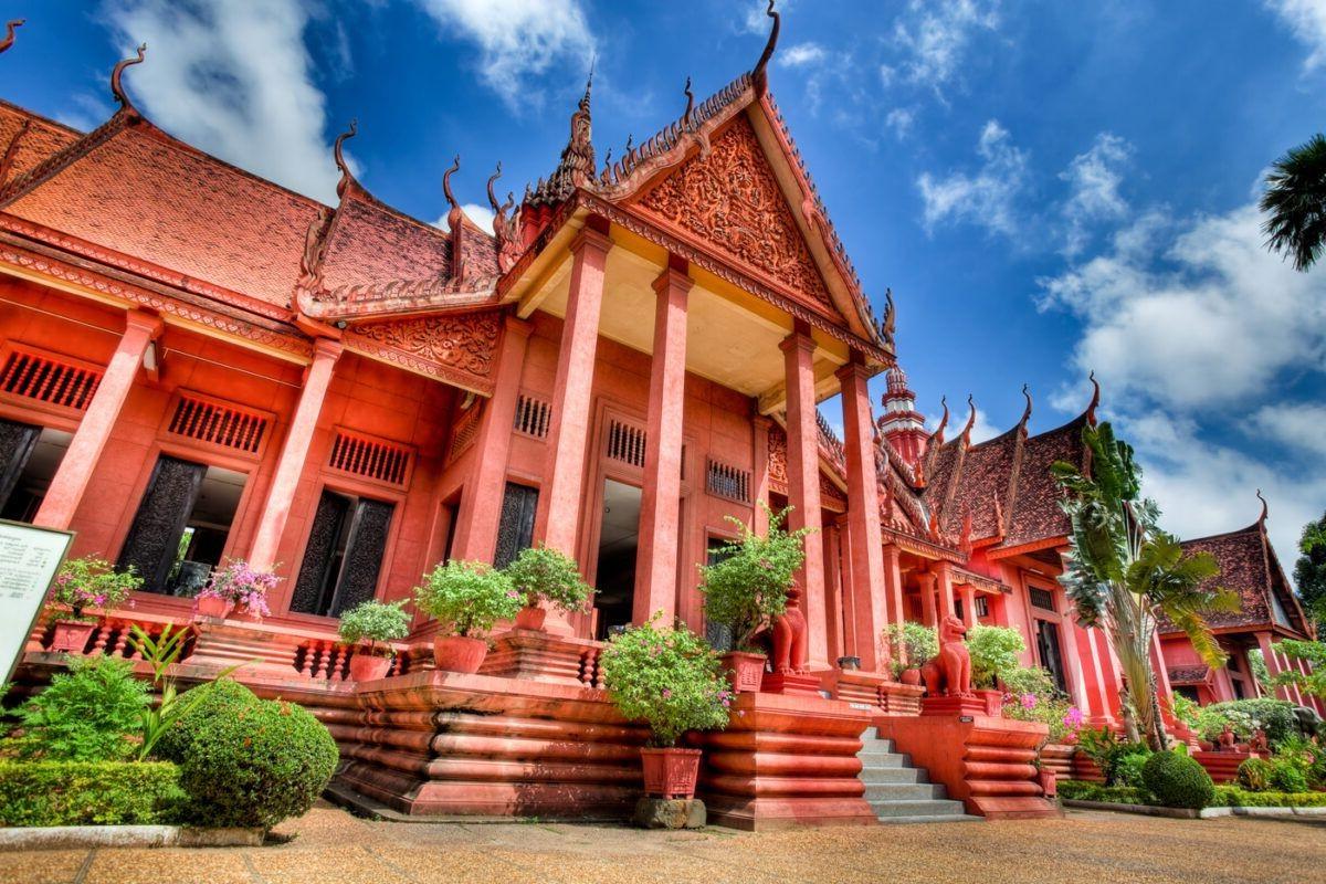 Museo Nacional de Camboya